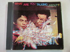 HONSINGER KONDO KOWALD TOYOZUMI WHAT ARE YOU TALKING ABOUT? JAPAN IMPORT JAZZ CD