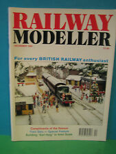 Railway Modeller December 1994 # PANT YSGAWN in OO9 N/G ~ Snaefell Mountain Rly