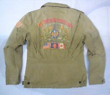 Polo Ralph Lauren Canvas M41 Flight Jacket (small) NWT