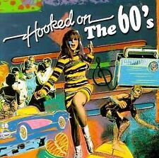 Hooked on the 60's [K-Tel] by Various Artists (CD, 1994, K-Tel Distribution)