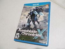 Xenoblade Chronicles X Nintendo Wii U game 2015