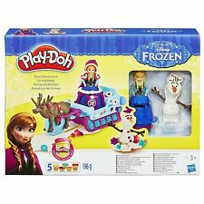 Play-Doh Disney Frozen - Sled Adventure *BRAND NEW*