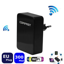 COMFAST 300Mbps WiFi Wireless Repeater AP Router Range Extender 802.11n EU Plug