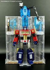 Transformers MASTERPIECE GOLD CHROME Optimus Prime 30th THRILLING 30 MP-10 MIMB