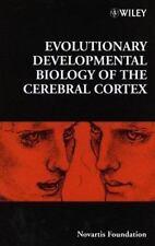 Novartis Foundation Symposia: Evolutionary Developmental Biology of the...