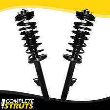 Front Quick Complete Struts & Coil Springs w/ Mounts for 06-10 Hyundai Sonata x2