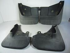 98-02 - SF5 Subaru Forester - Splash Guards Mud Flaps - Left Right Front Rear