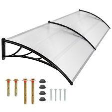 Auvent de porte store marquise solaire abri banne entrée ombre protection 300cm