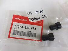 NOS HONDA CMX250 XL250 XL500 XL600 CN250 XR250 BREATHER TUBE PLUGS Set Of 2