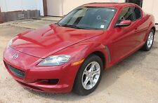 Mazda: RX-8 PADDLE SHIFTERS ICE COLD A/C STEREO CD LOADED
