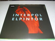 INTERPOL - El Pintor -  LP Vinyl & DLC /// New & Sealed /// Paul Banks