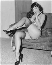Sexy Betty Page A4 photo #3