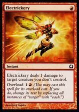 4x Electrickery ● Return to Ravnica ● M/NM ● Magic MTG RTR