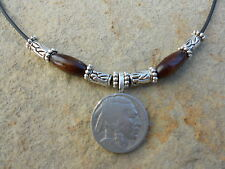 *Buffalo Nickel Coin Necklace! (Wear a piece of American History)! Quality!