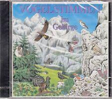 VOGELSTIMMEN IM GEBIRGE - EDITION 7 / CD - NEU