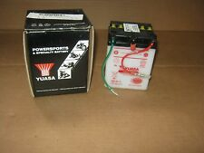 Yuasa High Powered 12-Volt Battery YB2.5L-C Honda CB125S CB 125 S 1984-1985 NOS