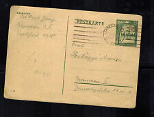 1942 GG General Government Warsaw Germany Poland PF 1315 Gestapo SD Prison Cover