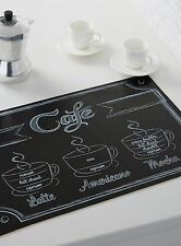 1 FRENCH Cafe PARIS Style Theme Table PLACE MAT Kitchen Decor COFFEE ESPRESSO