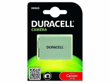 Duracell DR9925 Replacement Digital Camera Battery For Canon LP-E5 Battery