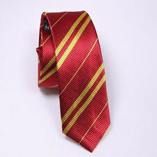 Gryffindor/Slytherin Harry Potter Cosplay Stage Costume Necktie Girl Bow Ties