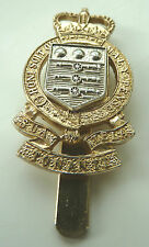 Royal Army Ordnance Corps Cap Badge - STAYBRITE - MARPLES & BEASLEY