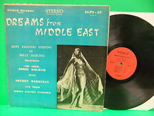 SIGNED SERENA WILSON Dreams From Middle East Volume 2 Belly Dancing Guirak 67