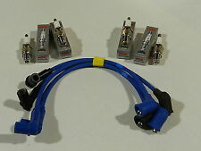 NGK Mazda RX-8 Iridium Laser RE7CL RE9BT Spark Plug and Wire Set