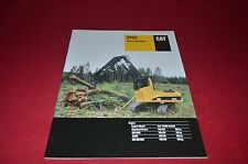 Caterpillar 325C Forest Machine Excavator Dealer's Brochure DCPA6 ver6