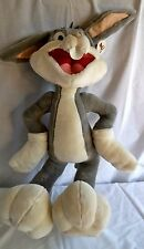"BUGS BUNNY 25""-30"" Plush Rare SixFlags Looney Tunes Warner Bros licensed toy"