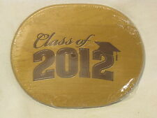 Longaberger Woodcrafts U.S.A. accessory woodcrafts wood lid 51665 Class of 2012
