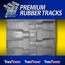 """Bobcat 321 322 323 CAT 301.6 301.8 ME15 Hitachi EX17 Terex TC 9"""" Rubber Track"""