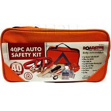 40PC Kit de seguridad vial de Emergencia Ruptura Vehículo Coche Furgoneta Caravana euro advertencia