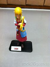 Princess w/ Harp - The Legend of Zelda Skyward Sword TOMY Gacha Buildable Figure