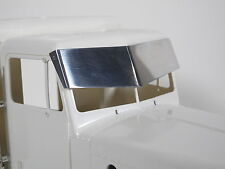 Tamiya RC 1/14 King Grand Hauler Semi Drop Bowtie Sunvisor Plate Deflector