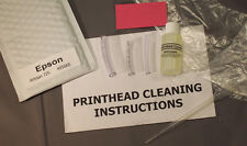 Epson Artisan 725 Printhead Cleaning Kit (Everything Included) 495SKE