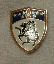 COMBAT SERVICE ID.BADGE, 63RD THEATER AVIATION BRIGADE