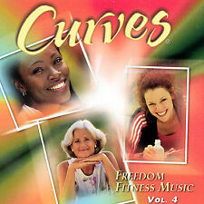Curves Freedom Fitness Music 4