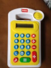 Playskool collectable 'crazy sounds' calculator c1995