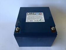 Lithiumax Blue BMS Series 600CCA Lithium Car or Boat Battery, LiFePo4, Ultralite
