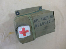 US ARMY kit first aid aeronautic Verbandtasche