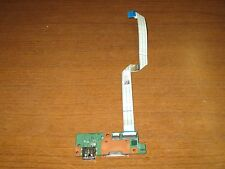 GENUINE!! ACER CHROMEBOOK CB3-531 SERIES USB PORT BOARD W/ CABLE DA0ZRUTH6D0