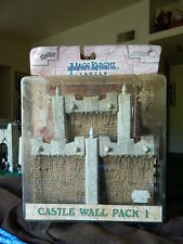 Mage Knight Castle. Wall Pack 1. New complete D&D mini RPG terrain pathfinder