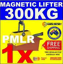 Permanent Magnetic Lifter - Model PMLR, 300KG - No electricity required