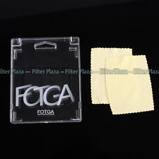 FOTGA PRO Optical Glass LCD Screen Protector For Nikon D7100 D7200 Main+Info LCD