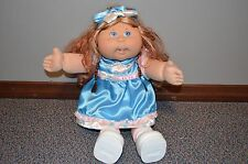 Play Along Cabbage Patch Kid Mold PA-1 Freckles Girl Teeth