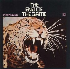 THE END OF THE GAME (NEW CD)