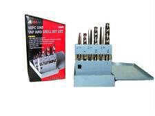 PROFESSIONAL 18PC UNF TAP AND HSS  DRILL BIT SET  ATE