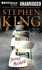 Danse Macabre by Stephen King (2013, CD, Unabridged)