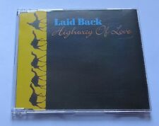 Laid Back - HIGHWAY OF LOVE MAXI CD Single