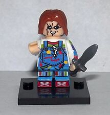 Chucky minifigure toy Child's Play Horror movie monster doll